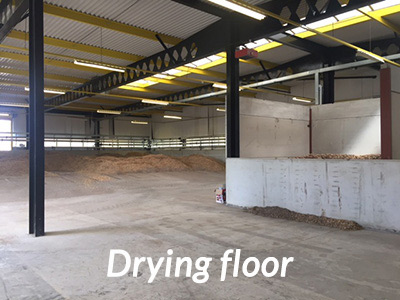 Drying-floor-